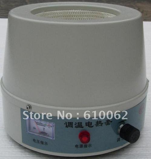 3000ml Lab Electric Temperature Regulation Heaing Mantle, Free Shipping! (Lab instrument) 100ml 130w electric temperature regulation heating mantle temperature adjustable pthw