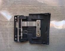 חדש SD זיכרון כרטיס כיסוי עבור ניקון D90 דיגיטלי מצלמה תיקון חלק עם מתכת & אביב