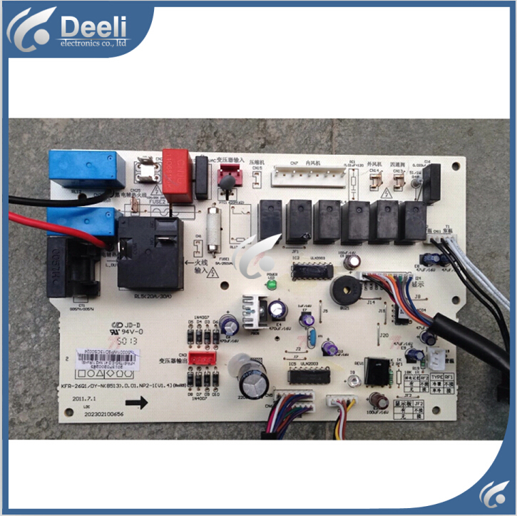 ФОТО 95% new good working for Midea air conditioning accessories pc board motherboard KFR-51T3-C.D on sale