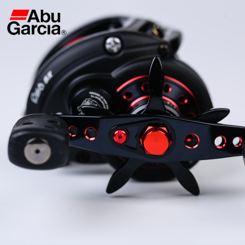 Abu Garcia REVO SX-HS 9+1BB 7.1:1 Bait Casting Fishing Reel Super Smooth Baitcasting Reel Water Drop Wheel Tackle Accessories