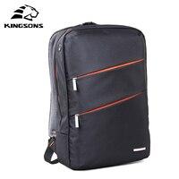 Kingsons Large Capacity Anti Theft Waterproof Mochila Women S Men S Backpacks Bags Casual Business Laptop