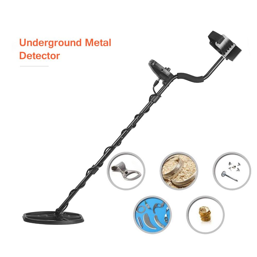TIANXUN Portable Easy Installation Underground Metal Detector High Sensitivity Metal Detecting Tool with LCD Display