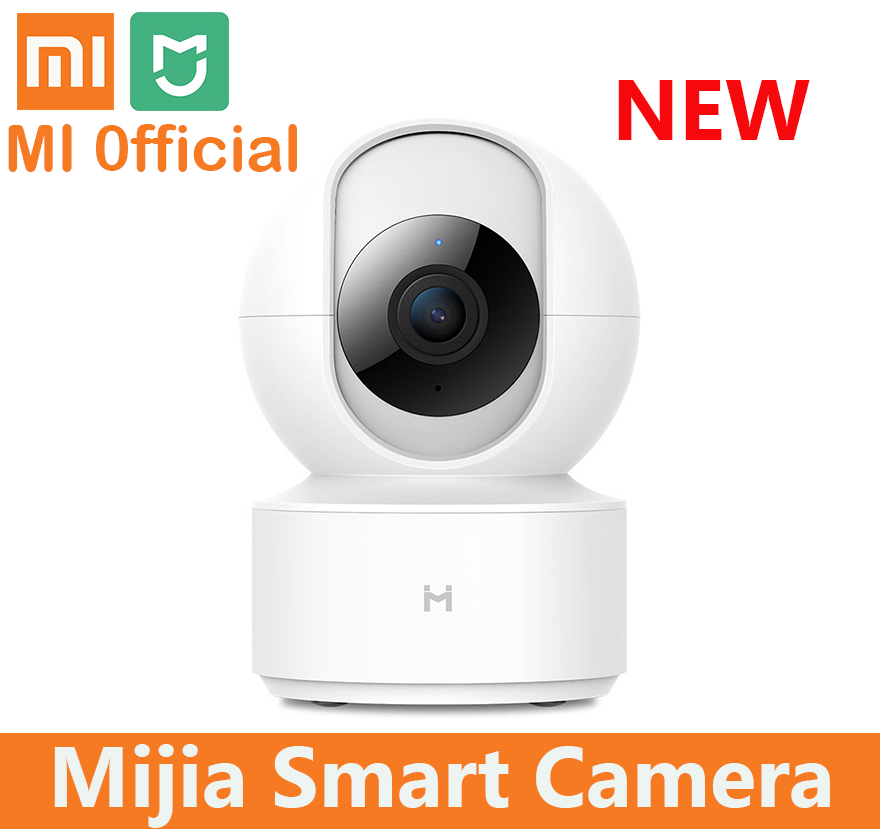 xiaomi mijia xiaobai smart 1080P ip camera Pro PTZ WIFI 360 degree panorama security Webcam baby
