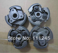 CLUTCH ASSEMBLY 3 SHOES 3 SPRINGS FOR CHINESE 1E48F 48F 63CC EARTH AUGER FREE SHIPPING DRILLER