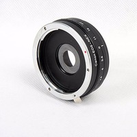 Build in Aperture Lens Adapter Ring for Canon EOS EF Lens for SONY NEX E Mount Adapter NEX 7 NEX 5 3