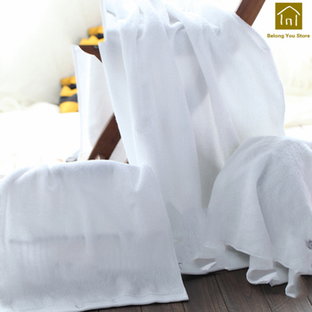 White Safe Shower Adults Soft Cotton Bath Towel Gifts Sets Couple Bathroom Towels Wody Hotel Towels Decoration Product WKZ052