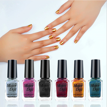 Metallic Reflective Nail Polish for Women