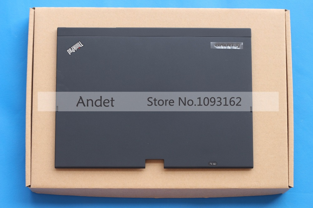 NEW Original Lenovo ThinkPad X220T X230T LCD Cover X220 Tablet X230 Tablet Top Rear Cover Back Lid 04W1772 new screw set lenovo thinkpad x220 x220t x220i x230 x230t x200 x200s x200t x201 x201s x201t tablet laptop screws bag 04w1419
