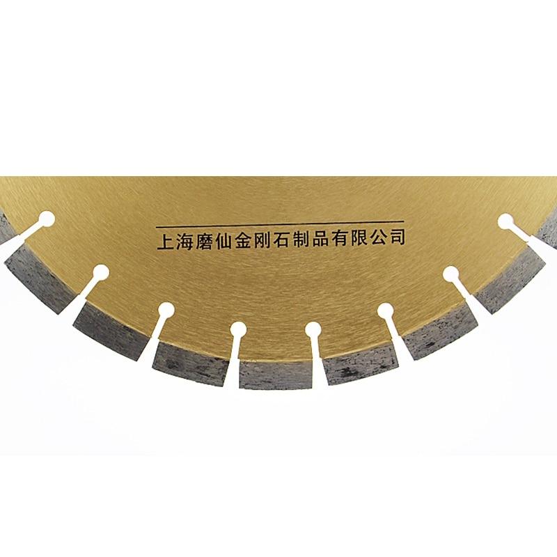RIJILEI 372mm * 50 * 3 Super durevole tagliente affilato per taglio - Lama per sega - Fotografia 2