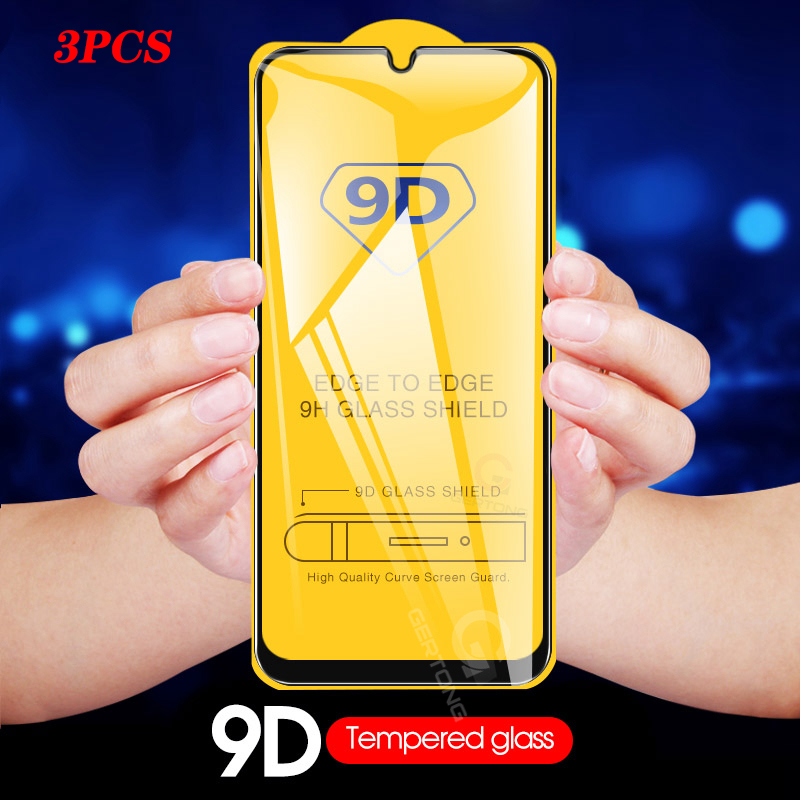 3Pcs <font><b>Glass</b></font> for <font><b>Samsung</b></font> Galaxy A50 A70 Screen Protector <font><b>Tempered</b></font> <font><b>Glass</b></font> for <font><b>Samsung</b></font> M10 M20 M30 A20 A20e <font><b>A10</b></font> A30 A40 A60 A80 A90 image
