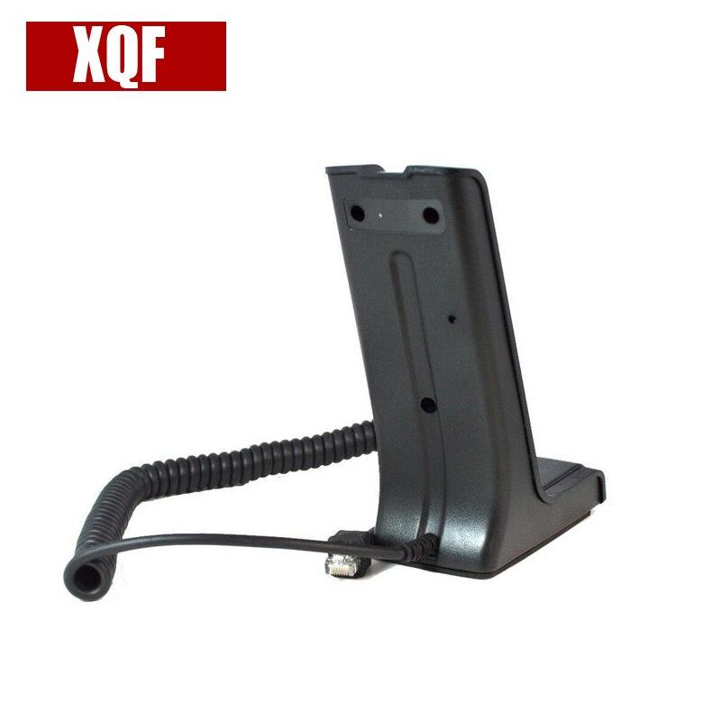 XQF 10PCS  Factory Car Mobile Radio Desktop Microphone For TK-6110 TK-7102 TK-760G TKR-850