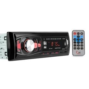 Image 5 - 20189 12V1Din Voiture MP3 Lecteur De Voiture BT WMA Audio Lecteur de Musique TF Carte USB Flash Disque AUX in FM Émetteur avec Télécommande