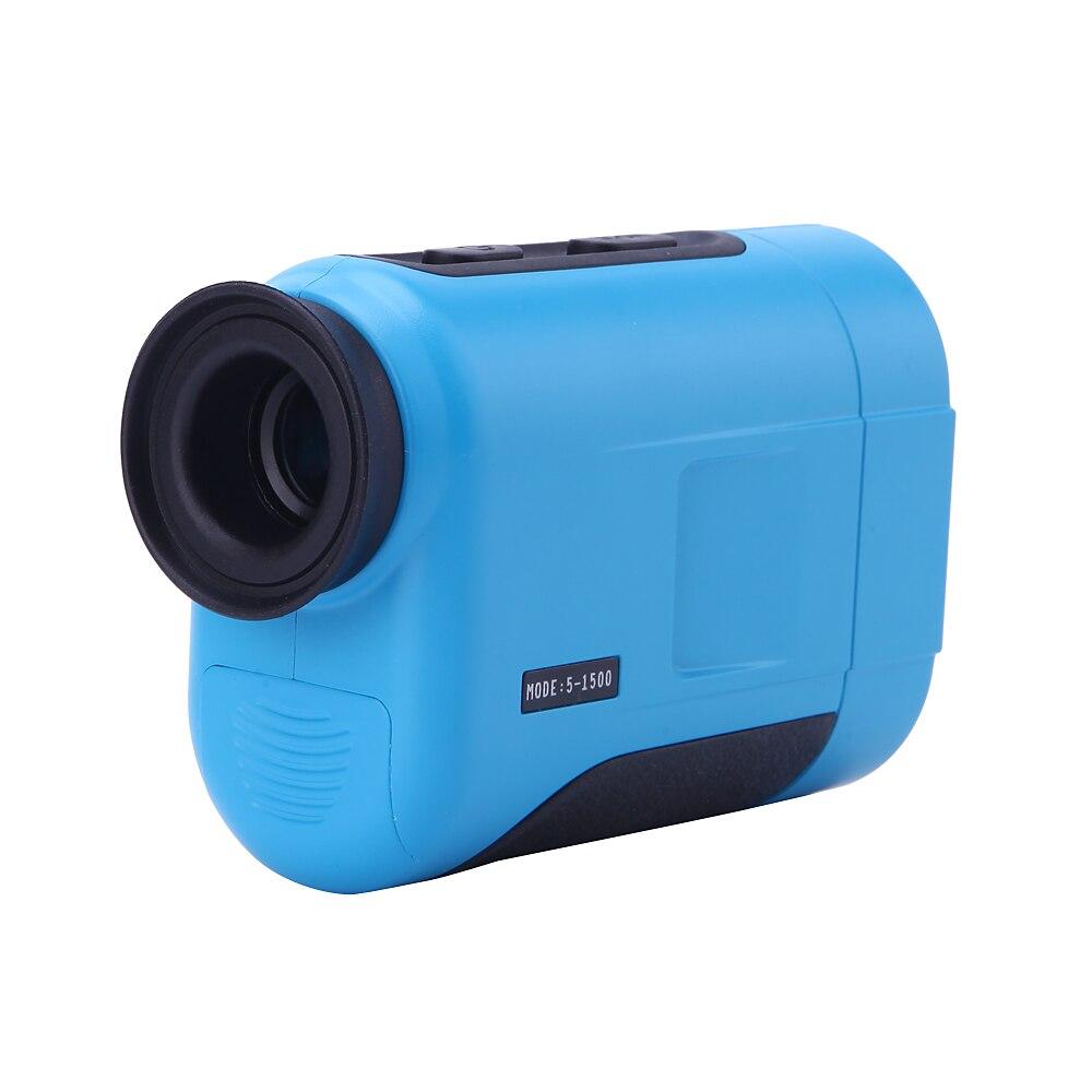 by dhl/fedex 5pcs/lot Telescope laser rangefinders distance meter 1500m hunting golf range finder laser measure