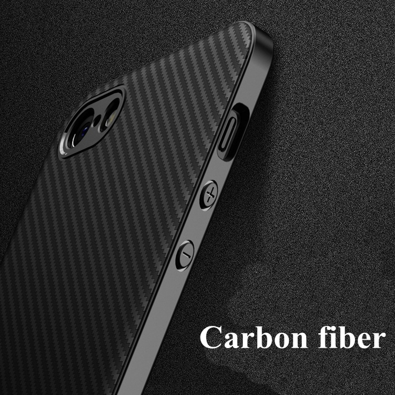 Carbon Fiber Case For iphone XS MAX XR iphone7 5s