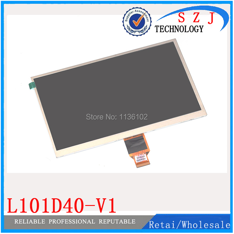 New 10.1 inch violet MZ58 quad core HD LCD display touch screen outside the screen assembly L101D40-V1 Free shipping