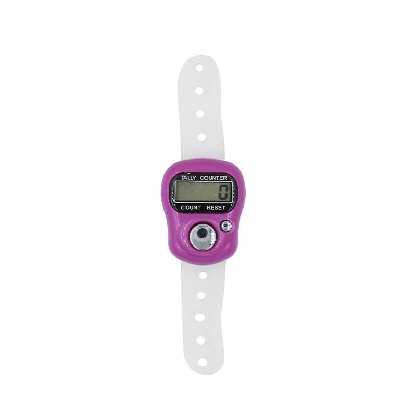 Nhỏ Stitch Marker Và Hàng Ngón Tay Truy Cập LCD Điện Tử Kỹ Thuật Tally gọi cập 20% off