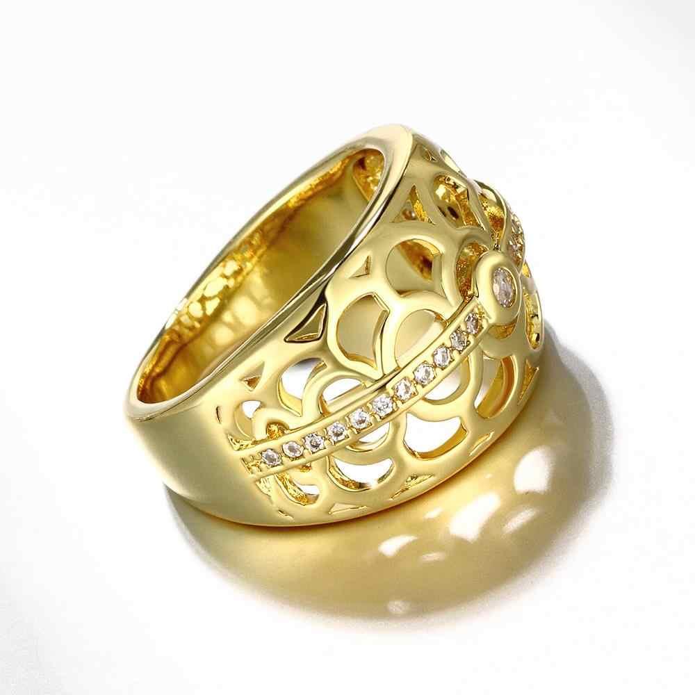 Oder jaune rose plaque gold farbe schwester für mädchen weiß stein anello daumen preise midi lima peru sri lanka bisute dahu Rico ringe