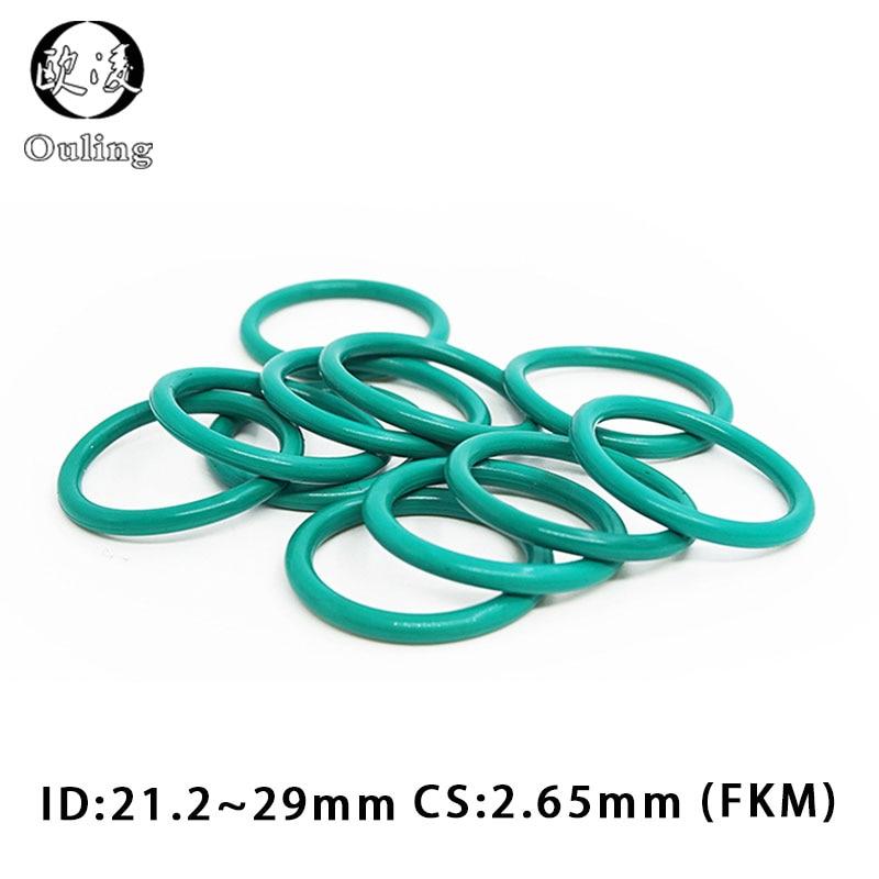 Viton®//FKM O-ring 25 x 1.5mm Price for 5 pcs