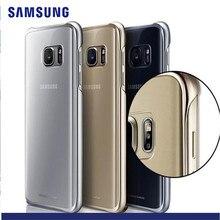 Original Crystal Clear Защитный чехол крышка защитный чехол для телефона для samsung Galaxy Note 5 S7 S7 Edge S6 S6 Edge plus