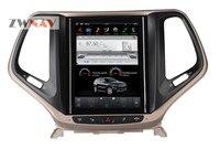 ZWNVA Tesla Style Screen Newest Android 6 0 64 2GB Car GPS Navigation Newest Head Unit