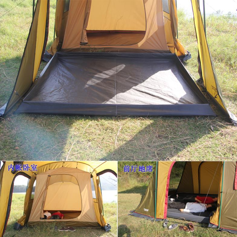 Large outdoor luxury tents 4 8 person tents for camping wild