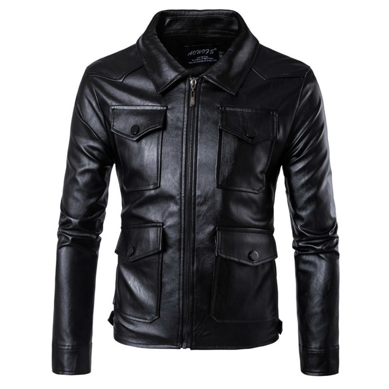 Buy mens leather car coat and get free shipping on AliExpress.com