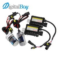 Digitalboy Xenon Bulb H7 35W Car HID Xenon Slim Ballast Conversion Block Kit For H1 H3