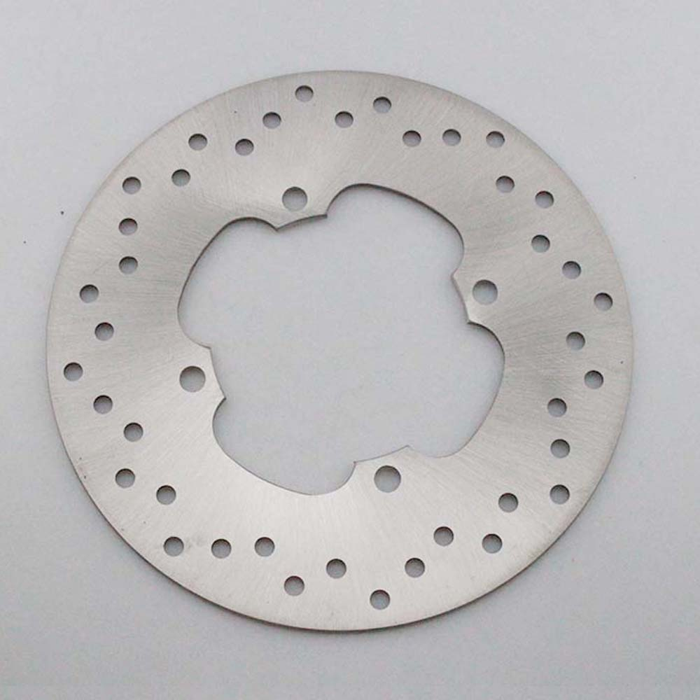 Motorcycle Rear Brake Disc For Honda Fjs400 Silverwing D6 D7 D8 A9 D9 Sw-t 400-9 Scooter Fjs600 1 2 D3 D4 D5 D6 Silverwing Supplement The Vital Energy And Nourish Yin Automobiles & Motorcycles Motorcycle Accessories & Parts