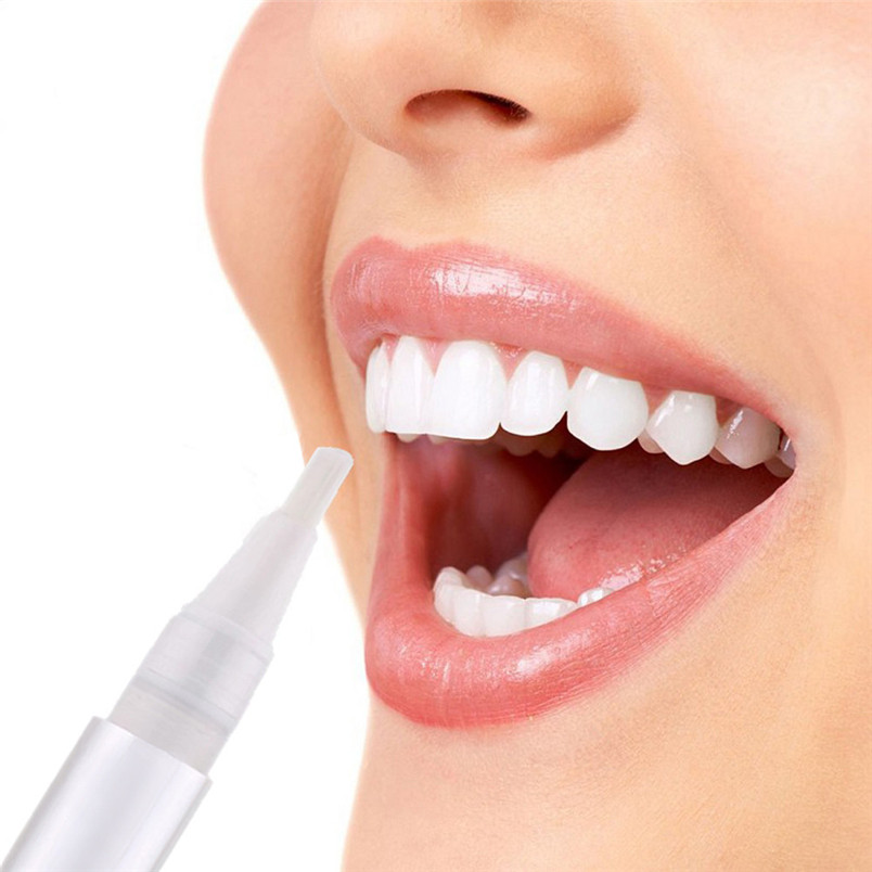 1PC Teeth Whitening Pen Instant Remove Stain Tooth Wipe Pen Whitener Free Shipping Free Shipping A27 pro teeth whitening oral irrigator electric teeth cleaning machine irrigador dental water flosser teeth care tools m2