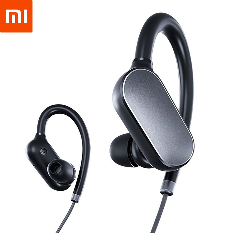 Xiaomi Mi Sports In-ear Bluetooth Headset HD Clear Sound Waterproof Earphone Running Earbud For Iphone Samsung Xiaomi Smartphone vodool bluetooth earphone earbud mini wireless bluetooth4 1 headset in ear earphone earbud for iphone android smartphone