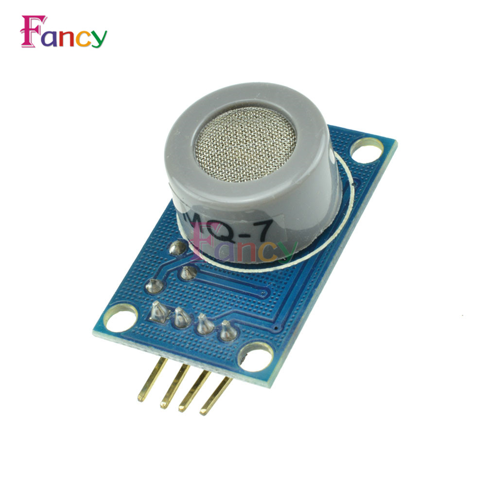 MQ-7 MQ7 Carbon Monoxide CO Gas Alarm Sensor Detection Module For Arduino New