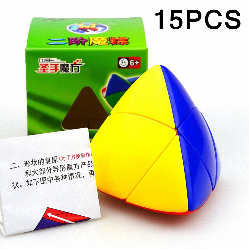 United 15pcs Hot Sale Shengshou Professional Magic Cube Speed Competition Puzzle Cube Learning Educational Toys For Children Gifts Puzzles & Games