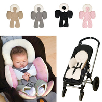 Baby Infants Head Pillow Cushion Body Support For Car Seats Strollers
