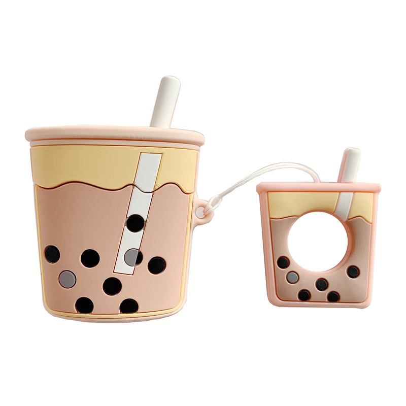 Milk Tea AirPod Case 2