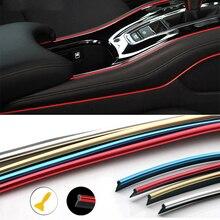 Автомобиля интерьера планка отделка декоративные полоски линии для Opel Zafira A B Vauxhall Corsa C Камбо D Vauxhall Corsa 3 Ван