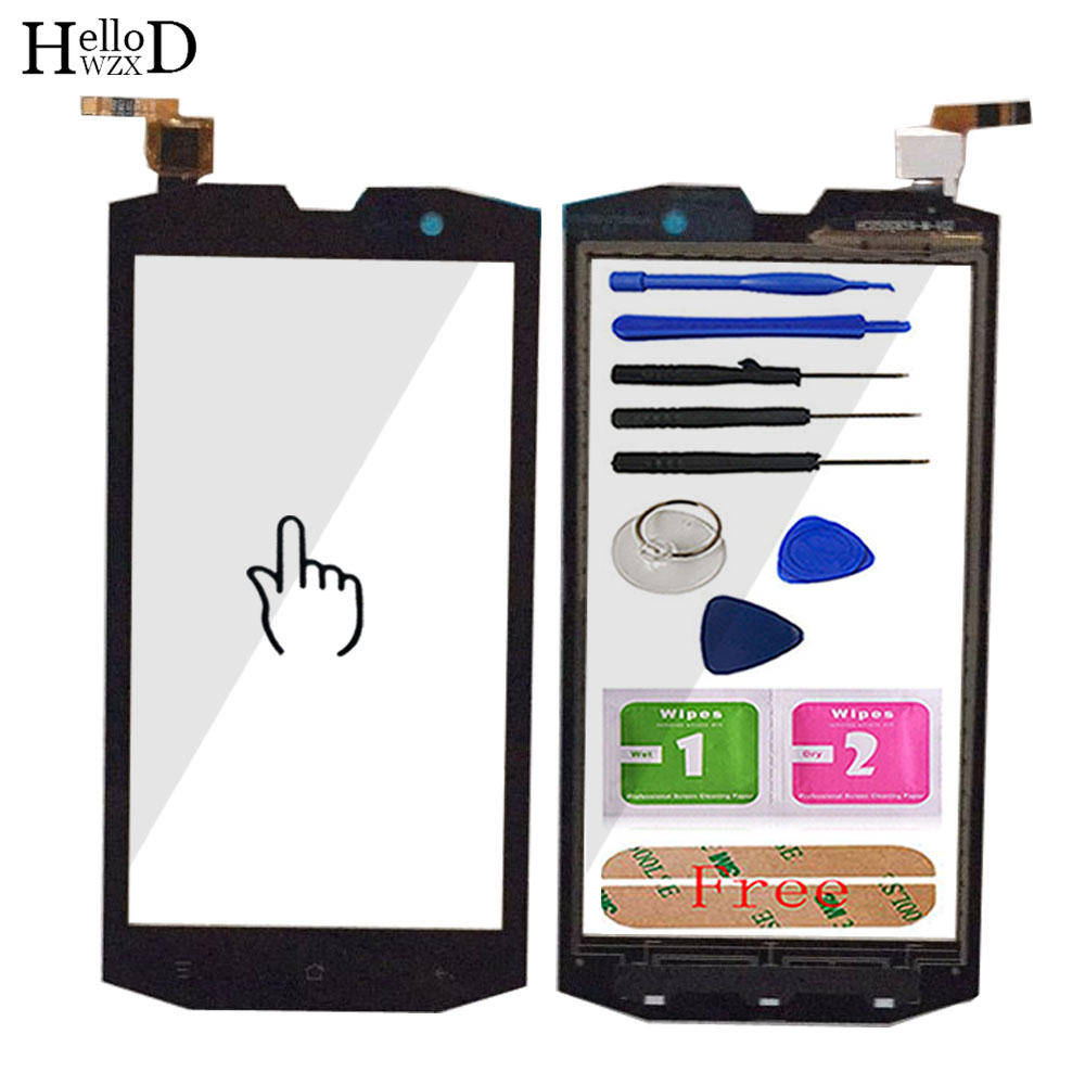 5.0'' Mobile Phone Touch Screen TouchScreen For Vertex Impress Grip Touch Screen Glass Digitizer Panel Sensor Tools Adhesive