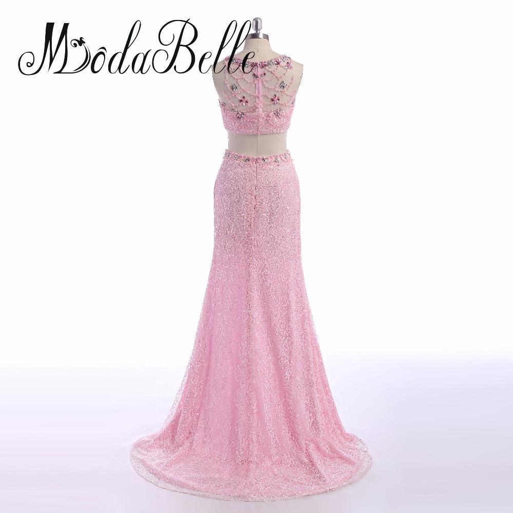 Modabelle 2 Unidades de Color Rosa Vestido de Fiesta Vestidos De ...