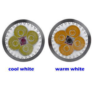 Image 4 - 1pcs Super Bright 9W 12W 15W GU10 LED Bulb 110V 220V  Led Spotlights Warm/Natural/Cool White GU 10 LED lamp