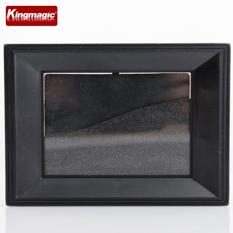 sand mirror illusion prediction and appear close up magic frame magic toys magic trickschina