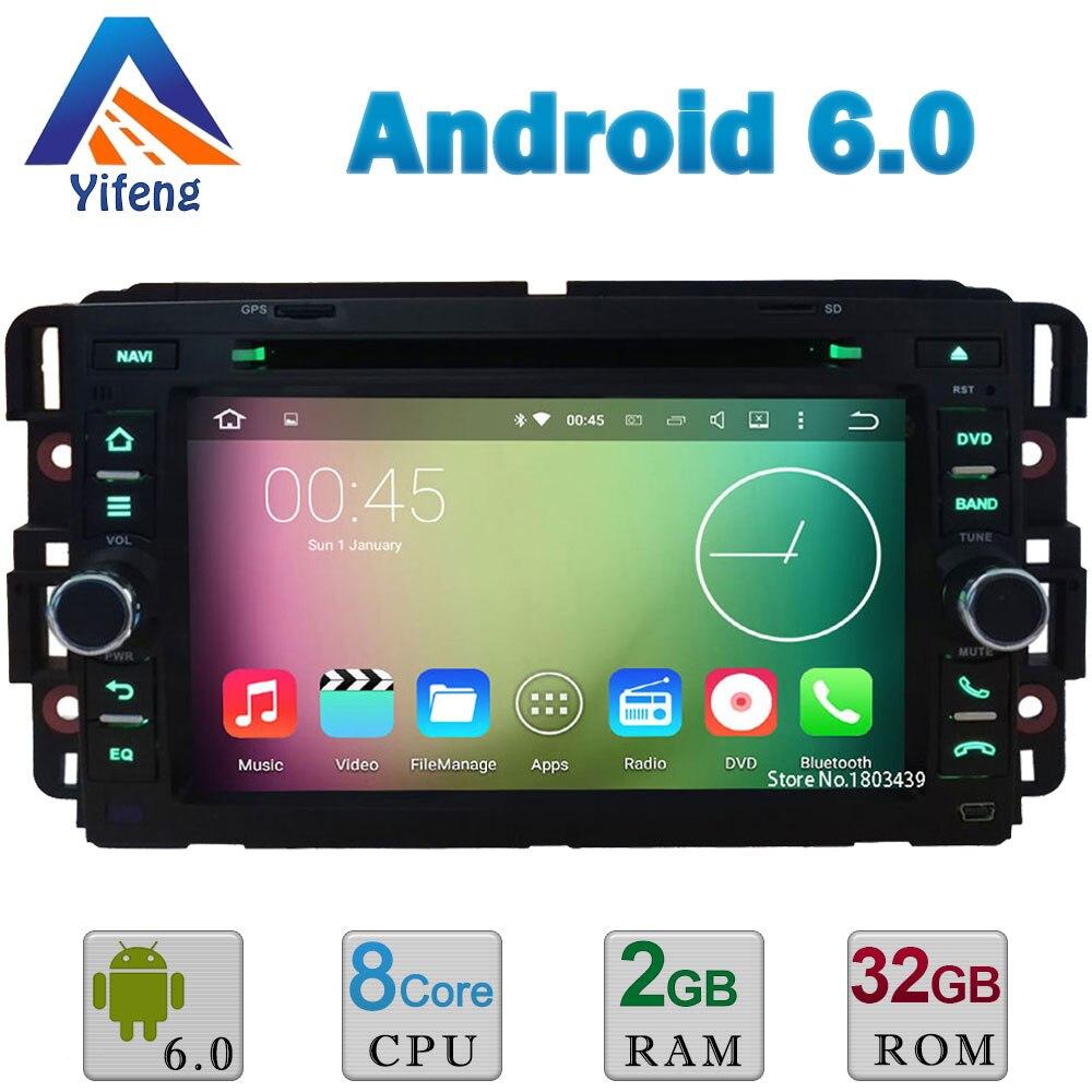 Android 6 Octa Core 2GB RAM 32GB ROM Car DVD Player font b Radio b font