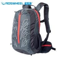 Roswheel 15L Sports Bag Waterproof Hiking Camping Climbing Cycling Backpack With Rain Cover Men Women Rucksacks