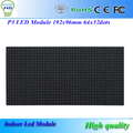 64x32pixel P3mm Indoor SMD Stage LED Display Screen unit panel;module size: 192mm x 96mm