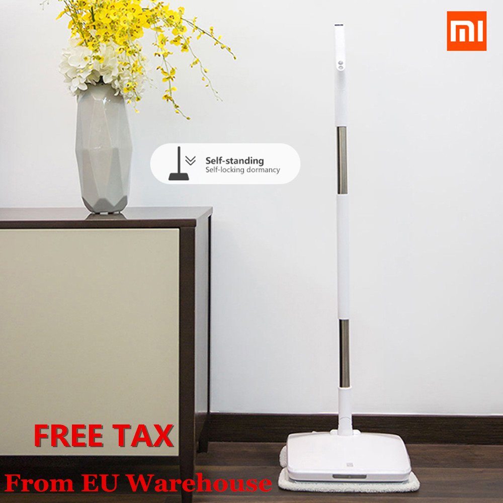 buy xiaomi mi mijia cleaner swdk d260 handheld wireless electric wiper floor. Black Bedroom Furniture Sets. Home Design Ideas