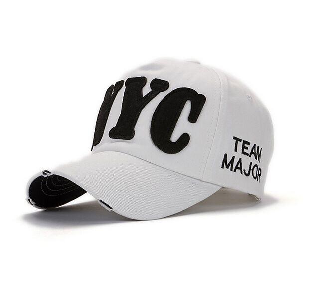 2016 New Cotton NYC Baseball Hat Men Women Classical Casual Outdoor Chapeu  Feminino Bosco Sport Bassball Cap Hats HT51068+33 67c94564fdc