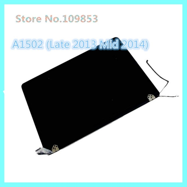 "New 13"" LCD SCREEN For Apple macbook Pro Retina A1502 ME864 ME865 MGX72 MGX82 MGX92 LCD Assembly Screen Late 2013 Mid 2014"