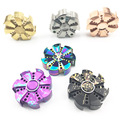 Original Hand Spinner Aluminium Alloy Fidget Spinner Ceramic Bearing ADHD Toy