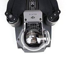 Прозрачный бленда Защитная крышка Gimbal Камера ясно Защитная крышка HD объектива Кепки для dji Мавик Pro