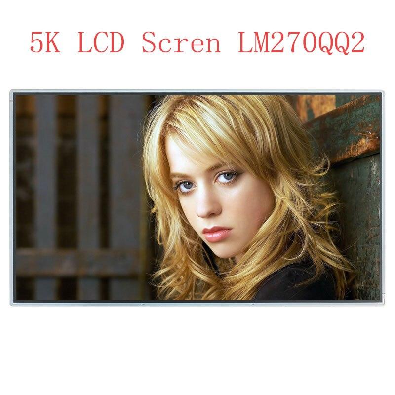 Module d'écran LCD d'origine 27 pouces 5 K IPS LM270QQ2 SP A1 A3 peut correspondre à la carte du conducteur pour l'affichage de bricolage