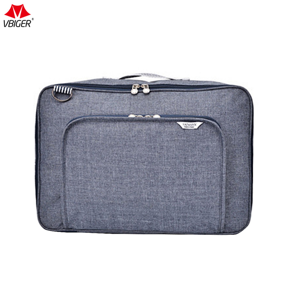 Vbiger Men Women Carry Luggage Handbag Lightweight Storage Luggage Bag Portable Luggage  ...