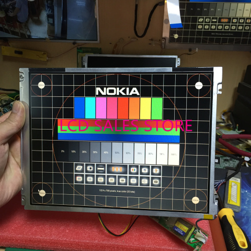 TX26D20VC1CAB  10.4 INCH  INDUSTRIAL MONITOR LCD DISPLAY SCREEN PANEL   Original